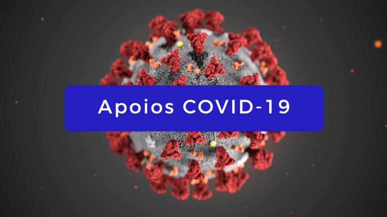 Apoios e incentivos COVID-19
