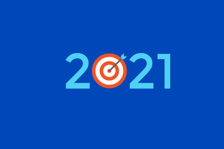 Bem-vindo (finalmente) 2021