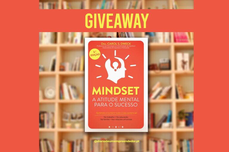 GIVEAWAY – Queres ganhar um livro?